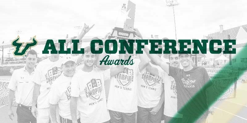 Cid Named Conference Player of the Year - USF Athletics