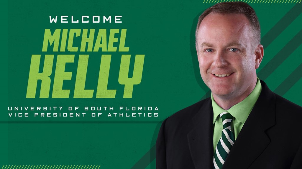 Image result for michael kelly usf