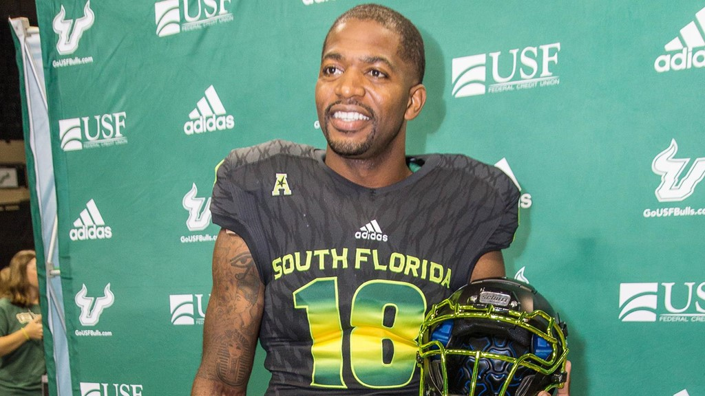 41c1c8748 USF Legends Unveil New adidas Era for Growing Program - USF Athletics