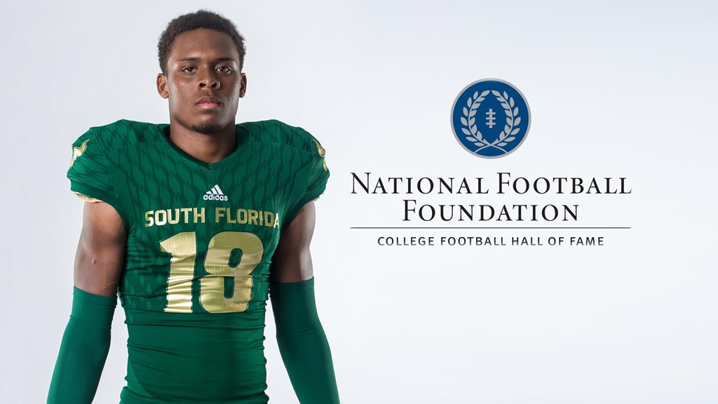 c046bf7b4 Thomas Named Semifinalist for NFF William V. Campbell Trophy - USF ...