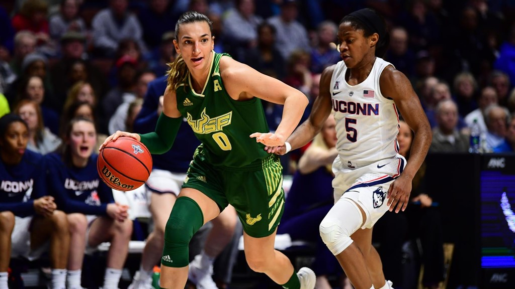 83262880 Bulls Set to Host Stetson in First Round WNIT Thursday Night - USF ...