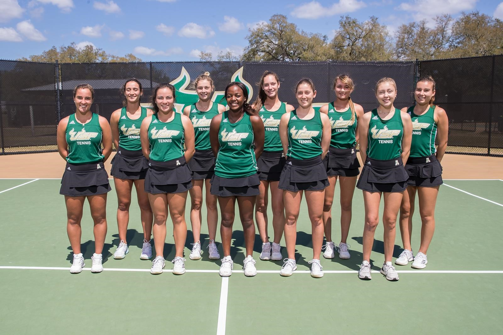 2018-19 Women's Tennis Roster - USF Athletics