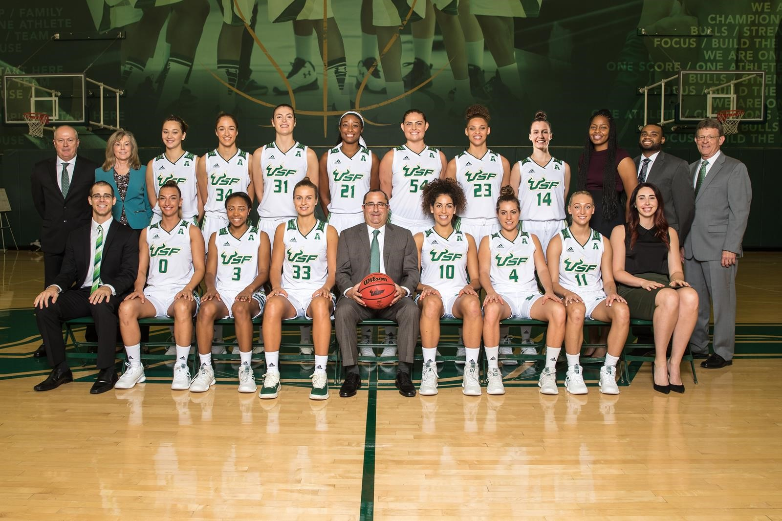 2018 19 Women S Basketball Roster Usf Athletics
