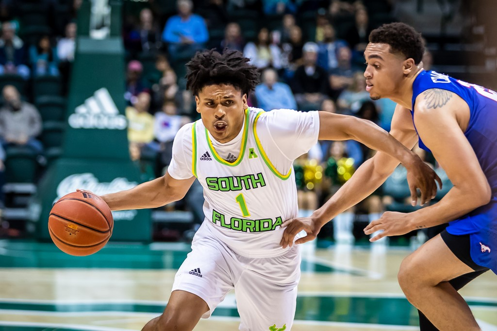 Love and Basketball: Collins Has a Super Strong Hoops Bond With Mom - USF  Athletics
